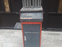 دستگاه سوزن شور در شیپور
