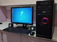 کامپیوتر حرفه ای با مانیتور 20 اینج در شیپور