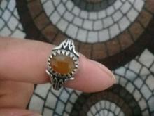 انگشتر نقره در شیپور