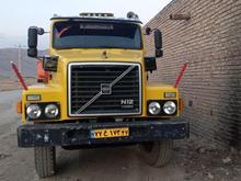 کامیون ولوو ان 10 کشنده 40 تن در شیپور