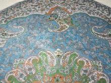 رومیزی ترمه در شیپور