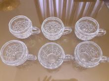 فنجانهای خارجی کریستال در شیپور