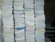 خرید کتاب و کاغذ های باطله درب منزل در شیپور