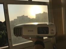ویدئو پروژکتور به اندازه یک دیوار تصویر در شیپور