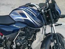 موتور باجاج دیسکاور 150 مدل 95 بسیار تمیز بدون خط در شیپور