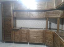 کابینت کلاسیک تمام چوب در شیپور-عکس کوچک