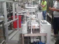 دستگاه تولید زیرانداز بیمار در شیپور