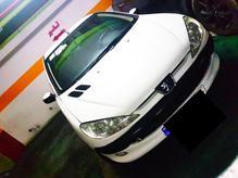 پژو 206 تیپ 5 مدل 96 در شیپور