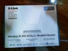 مودم روتر adsl2 plus wireless 300n در شیپور