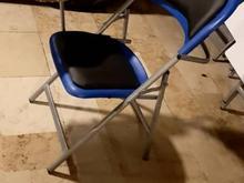 میز منشی و صندلی دسته دار در شیپور