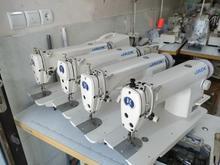 چرخ خیاطی صنعتی 4نخ5نخ.میاندوز.راسته و..... در شیپور