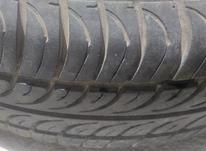 یک حلقه لاستیک بارز در شیپور-عکس کوچک