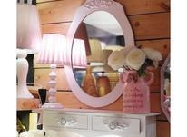 آیینه کنسول چوبی در شیپور-عکس کوچک
