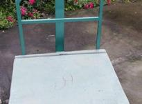 فروش ترازو باسکول دیجیتال 700 کیلویی چرخدار باضمانت18ماه در شیپور-عکس کوچک