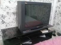 تلویزیون 30 اینچ شهاب با میز در شیپور-عکس کوچک