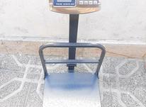 فروش ترازو باسکول 300 کیلویی دیجیتال کمری نمایشگر استیل در شیپور-عکس کوچک