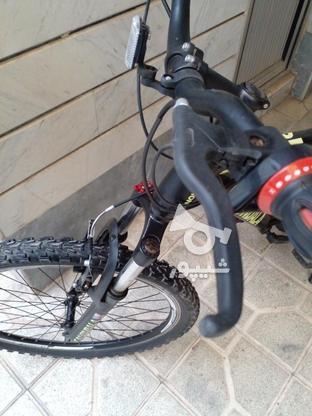 دوچرخه 26 کنندل در گروه خرید و فروش ورزش فرهنگ فراغت در اصفهان در شیپور-عکس4