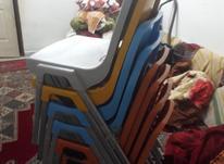 صندلی پلاستیکی جنس عالی نو و در حد نو در شیپور-عکس کوچک