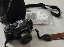 دوربین عکاسی آنالوگ قدیمی (کلکسیونی)مدل زنیت 312m در شیپور-عکس کوچک