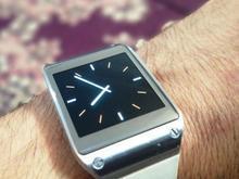 ساعت هوشمند سامسونگ، Galaxy Gear, بسیار زیبا در شیپور
