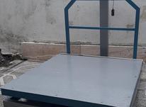 فروش ترازو باسکول 500 کیلویی دیجیتال کمری با18ماه گارانتی در شیپور-عکس کوچک