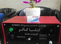 دستگاه مخمل پاش ایلیا کالر در شیپور-عکس کوچک