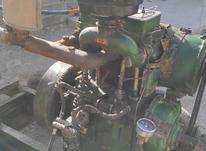 فروش موتور مارگو دیزل هواخنک 20اسب مناسب پمپ وژنراتور در شیپور-عکس کوچک