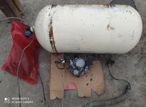 مخزن گاز سی ان جی بزرگ در شیپور-عکس کوچک