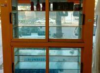یخچال صفحه تخت تمام شیشه در شیپور-عکس کوچک