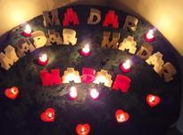شمع واستند اسم در شیپور-عکس کوچک