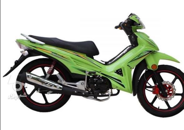 موتورسیکلت 1397  در گروه خرید و فروش وسایل نقلیه در مازندران در شیپور-عکس2