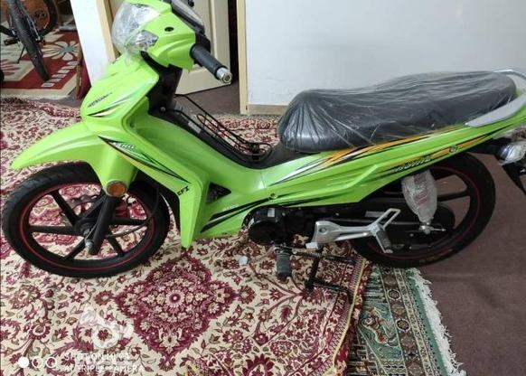 موتورسیکلت 1397  در گروه خرید و فروش وسایل نقلیه در مازندران در شیپور-عکس1