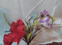 2 تا گل مصنوعی در شیپور-عکس کوچک