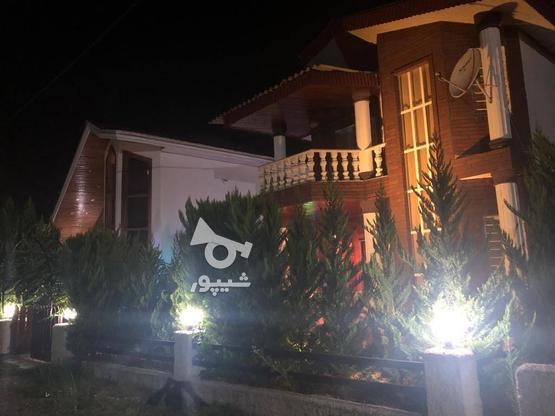 210 متر ویلای جنگلی نوشهر در گروه خرید و فروش املاک در مازندران در شیپور-عکس4