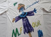 تیشرت لانگ زنانه در شیپور-عکس کوچک