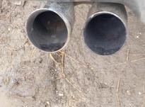 کله اگزوز دولول کاملا سالم فوری در شیپور-عکس کوچک