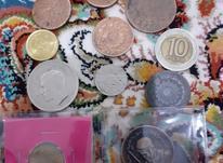 سکه های مسی عتیقه در شیپور-عکس کوچک