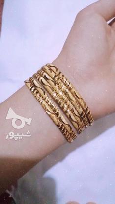 النگو طرح طلا رنگ ثابت بدون حساسیت تضمینی در گروه خرید و فروش لوازم شخصی در آذربایجان شرقی در شیپور-عکس1