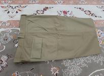 لباس،بولیز و شلوار نظامی استفاده نشده و کاپشن نظامی درحدنو در شیپور-عکس کوچک