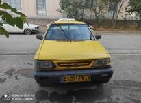 تاکسی پراید گردشی دوگانه سوز کارخانه ی در شیپور-عکس کوچک