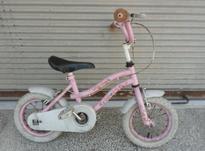 دوچرخه سایز 12 صورتی در شیپور-عکس کوچک
