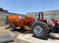 کودپاش دامی هیدرولیک زراعی در شیپور-عکس کوچک