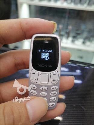 گوشی ساده مینی بندانگشتی نوکیا مدل m10 در گروه خرید و فروش موبایل، تبلت و لوازم در تهران در شیپور-عکس5