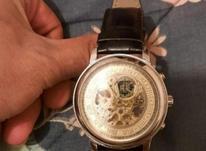 ساعت نبضی بند چرمی در شیپور-عکس کوچک
