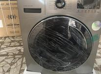 فروش چکی لباسشویی اسنوا 8 کیلو بدون تسمه سیلور swm-84518 در شیپور-عکس کوچک