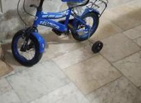 دوچرخه 12 آبی در شیپور-عکس کوچک