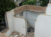تخریب خانه کلنگی و سازه های مسکونی شهانقی در شیپور-عکس کوچک