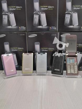 گوشی تاشو سامسونگ مدل s3600 اصلی رفرش در گروه خرید و فروش موبایل، تبلت و لوازم در خراسان رضوی در شیپور-عکس1