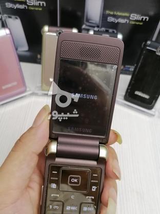 گوشی تاشو سامسونگ مدل s3600 اصلی رفرش در گروه خرید و فروش موبایل، تبلت و لوازم در خراسان رضوی در شیپور-عکس3