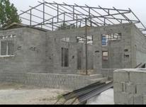 فروش ویلا 220 مترنیمه کاره همکف در سرخرود در شیپور-عکس کوچک